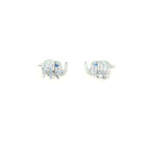 lozoodeibamboli orecchini elefante