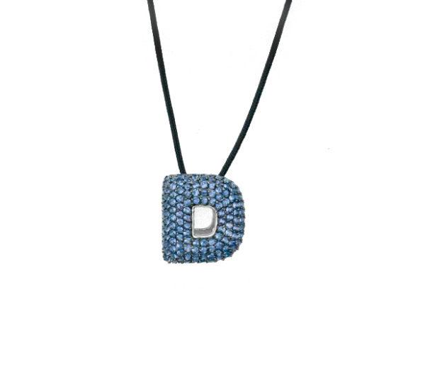 leletterine collana d blu