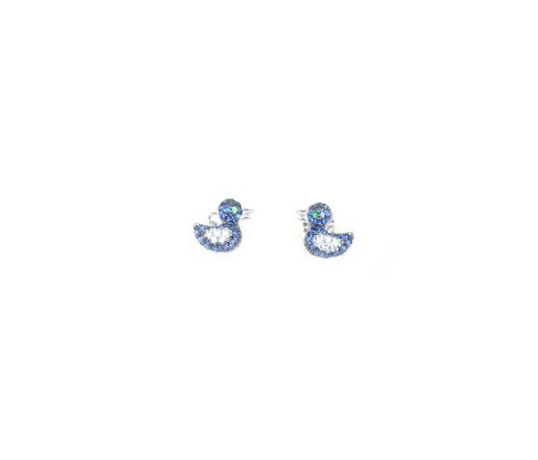 lozoodeibamboli orecchini papera